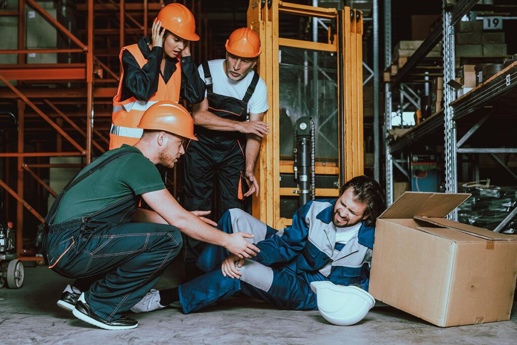 Povreda na radu - Prijavljivanje povrede