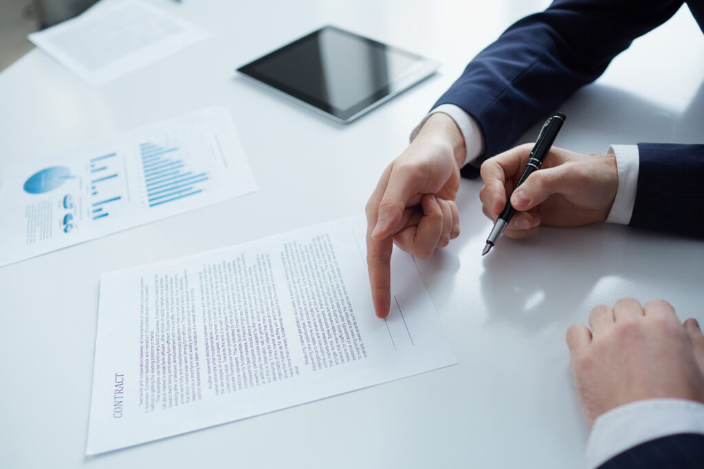 Razvod braka - Sporazumna podela imovine