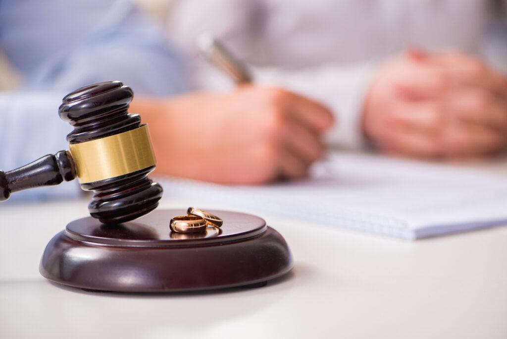 Razvod braka - Tužba